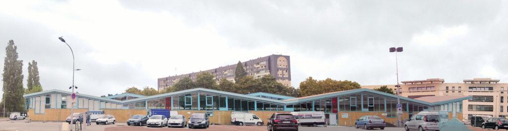 Halles de Cholet