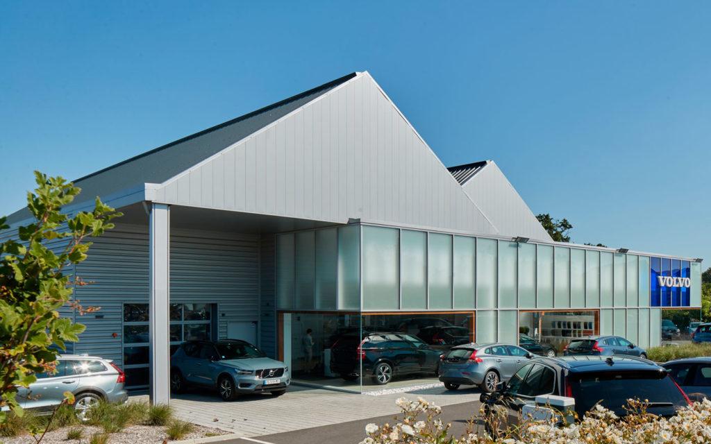 Concession Volvo